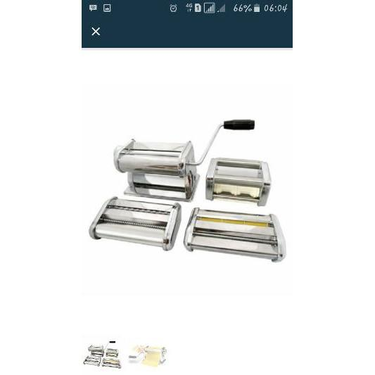 Hakasima Pasta Maker 6 In 1 Limited