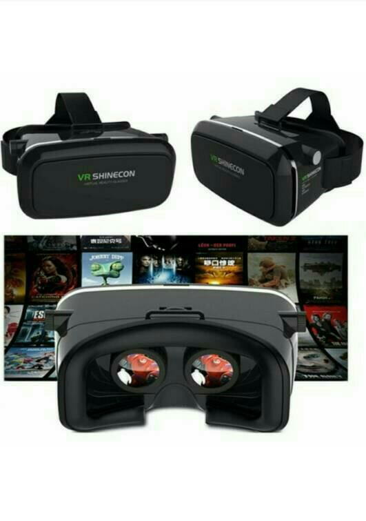 VR Box Shinecon Generation Virtual Reality 3D Glasses