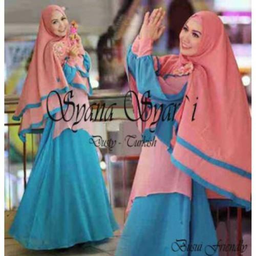 baju gamis online murah syari OS834478