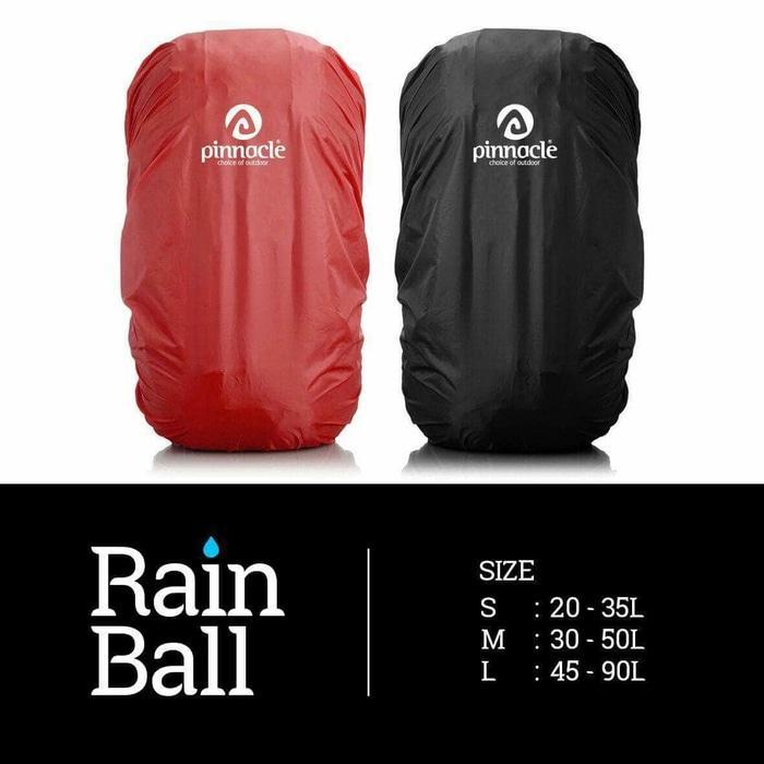 Rainball Ultralight Pinnacle Penutup Tas Cover Bag Ukuran L (45-90L) - htirFh