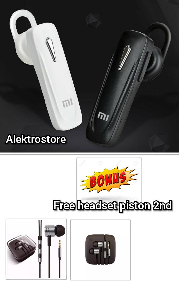 HEADSET BLUETOOTH MI GRATIS HETSET XIAOMI PISTON 2D lagi ada bonus TOKO KAMI MENJUAL / henset / Hadset / bluetooth / handset / earpone / handsfree / murah / wireless / bgs untk HP / xiaomi / mi / samsung / android / headset / bluetooth