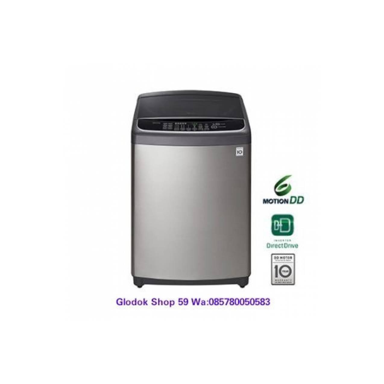 Harga Mesin Cuci Lg 6 Kg Terbaru Paling Laris F1007nppw 12 T2112vssa Motion Dd Inverter Top Loading New