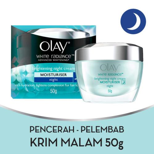Olay Natural White Rich all in One Fairness Night Cream 50 g