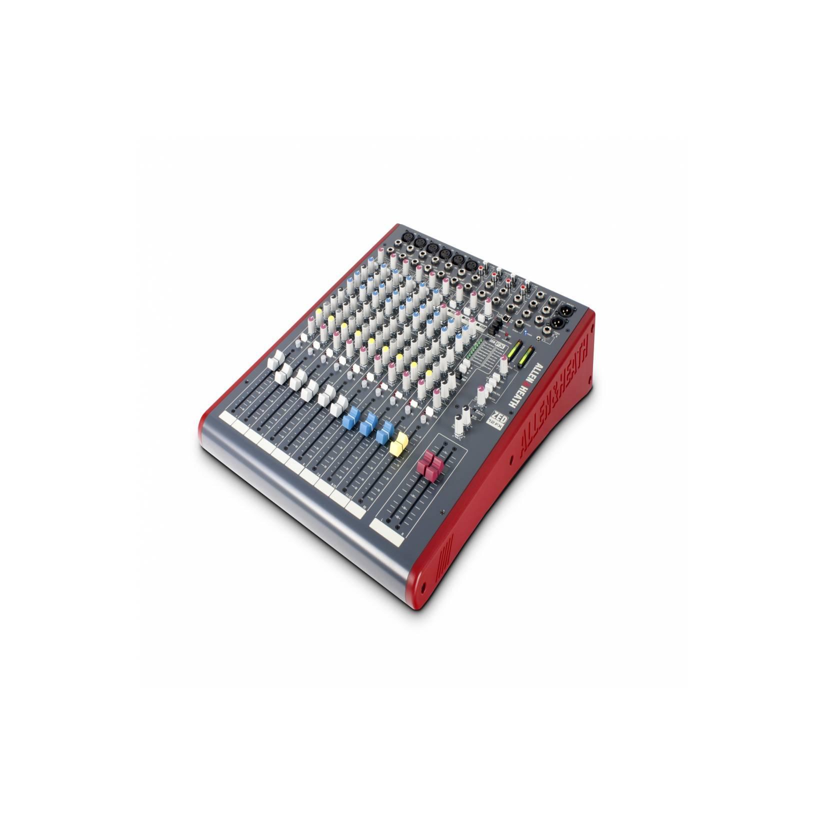 Allen&Heath ZED-12FX (Stereo Mixer With Effect)