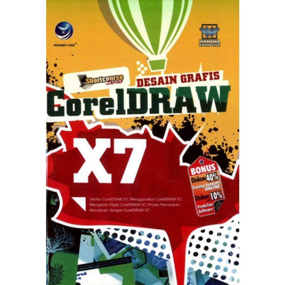 Shortcourse Series Desain Grafis Coreldraw