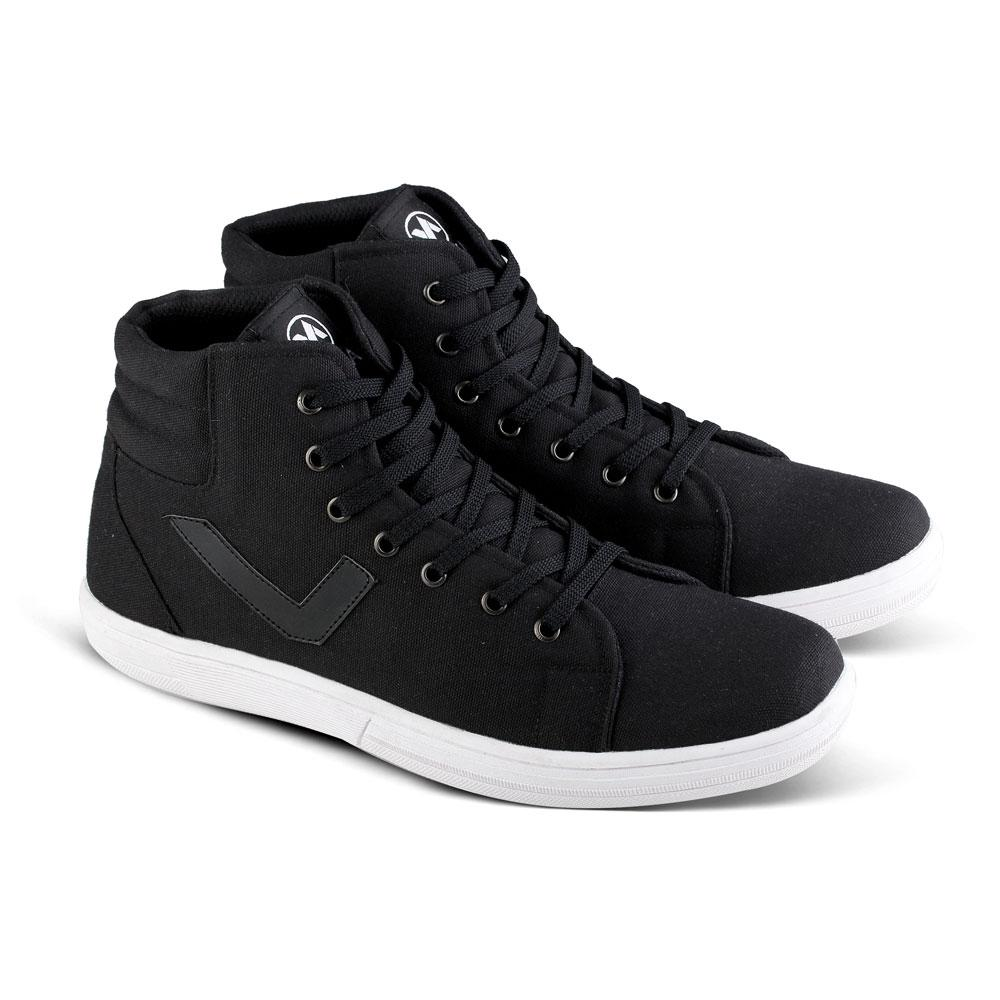 Sepatu Sneakers 014 Sepatu Boots Kets dan Kasual Pria bisa untuk jalan santai sekolah kuliah kerja