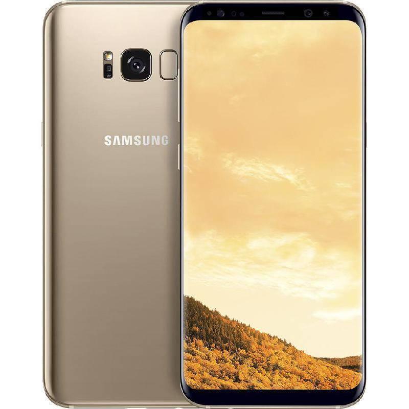 Samsung Galaxy S8 - 64GB/4GB - Maple Gold