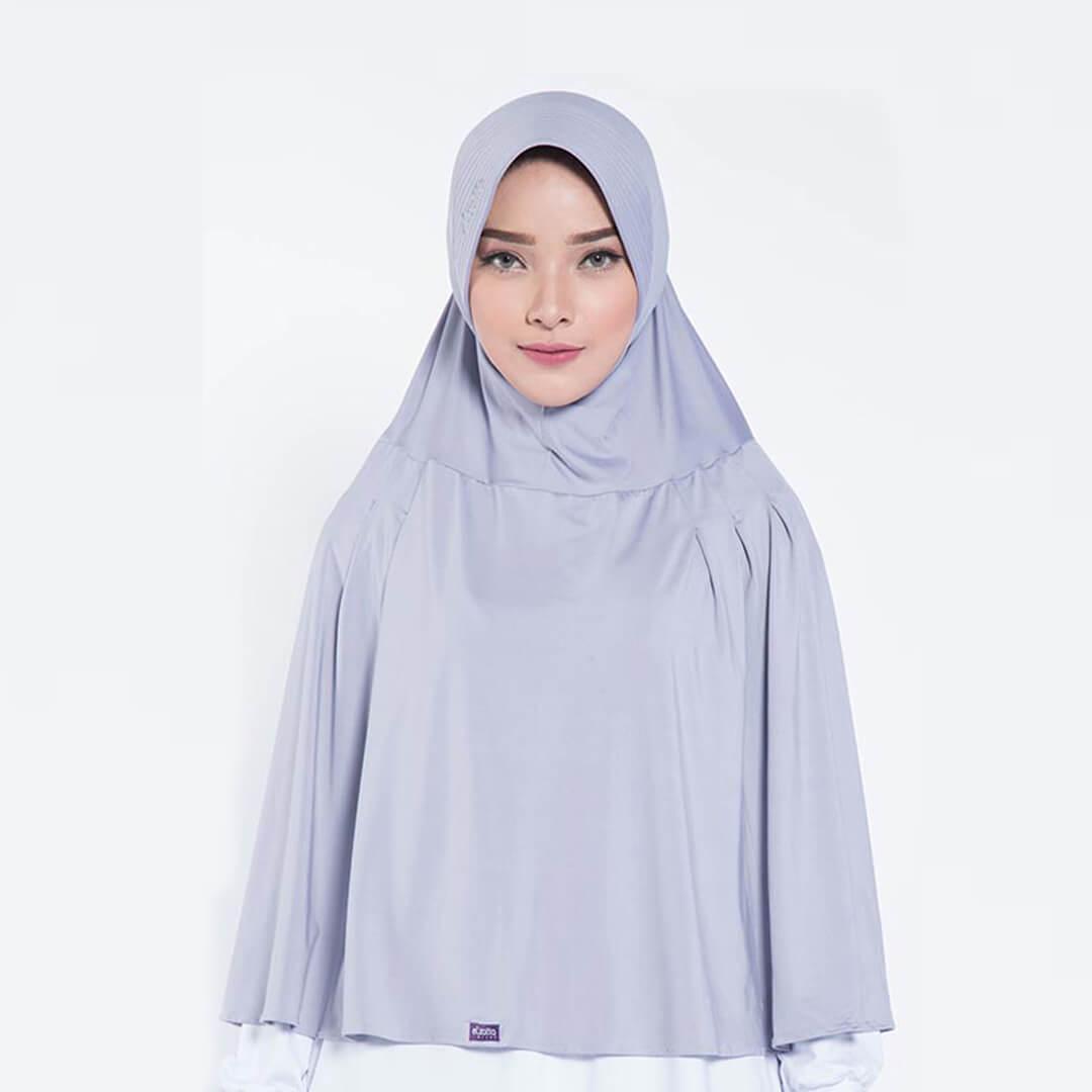 Hijab SyarI/Bergo SyarI/Hijab Elzatta/Hijab Instan/E008-804