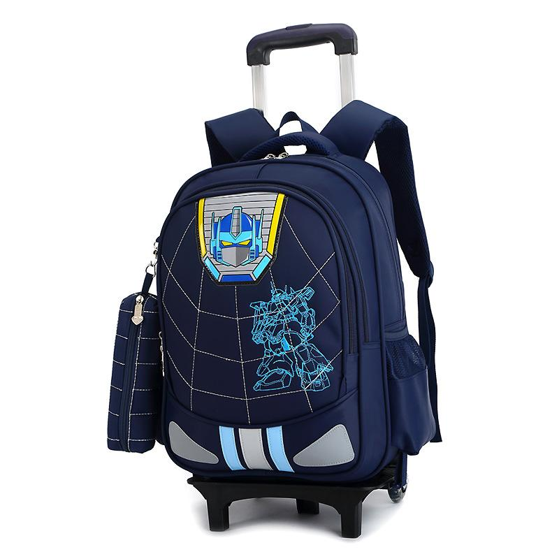 Kids Trolley Bags for sale - Rolling Backpack for Kids online brands ... 158b12d306