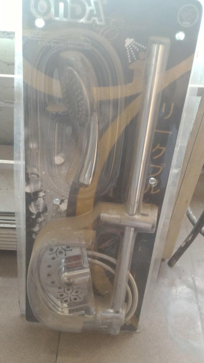 Jual Shower Set Onda Murah Garansi Dan Berkualitas Id Store Exclusive B80007 Mixer Kran Air Kamar Mandi Mixeridr528525 Rp 920000