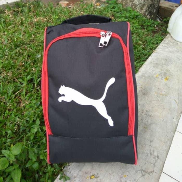 Best Seller DISCOUNT 80% Tas Sepatu Futsal Bola Puma Cuci Gudang 15