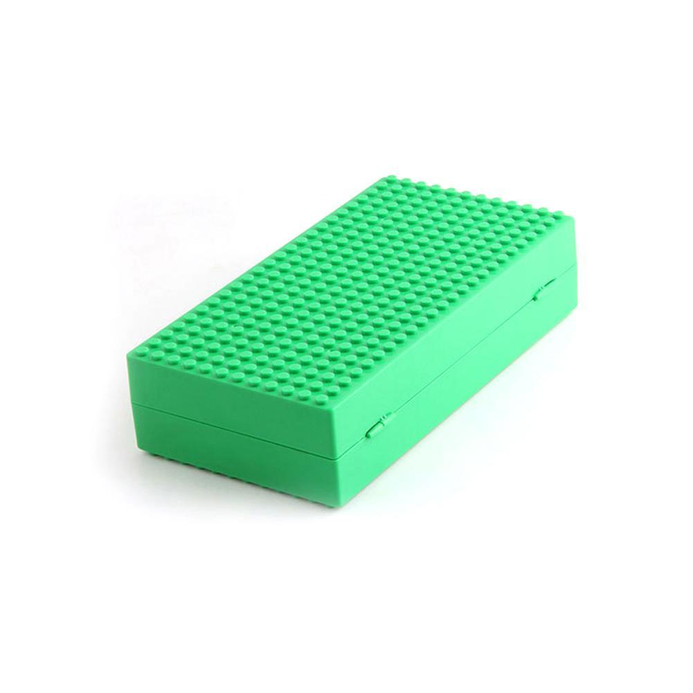 Creative Building Block Shapes Multifunctional Storage Box Saving Space Desktop Handy Organizing Decoration Box