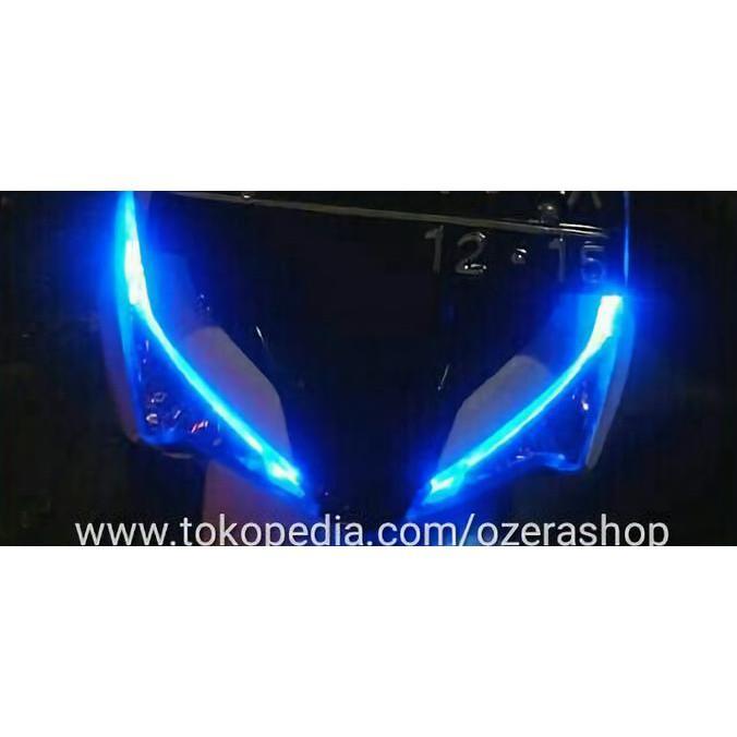 Lampu Led 60 Cm Untuk Variasi Motor Dan Mobil Stok Terbatas
