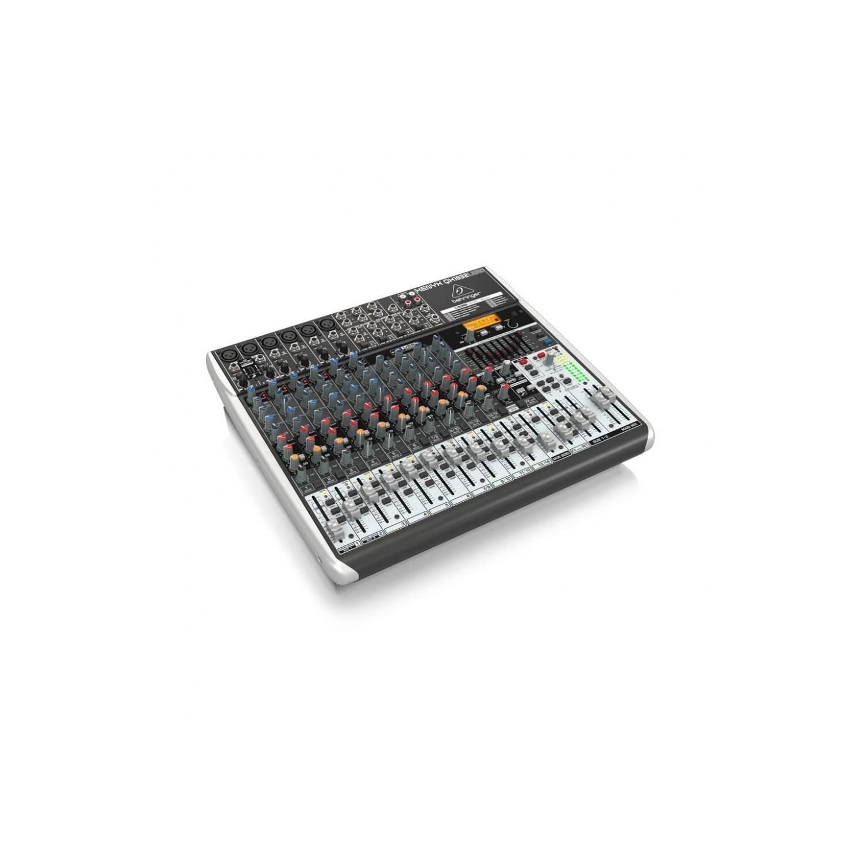 Behringer QX1832 USB Mixer Analog QX 1832USB promo murah ori garansi