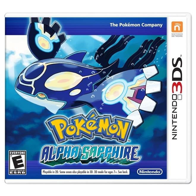 Nintendo Pokemon Alpha Sapphire - 3DS