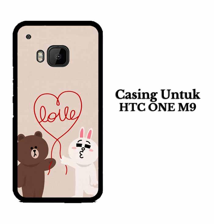 Casing HTC ONE M9 cony 2 Hardcase Custom Case Se7enstores