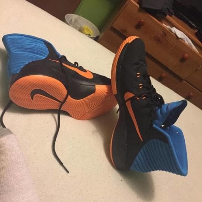 Sepatu Basket Nike Prime Hype 2016 Premium Original /Air Jordan