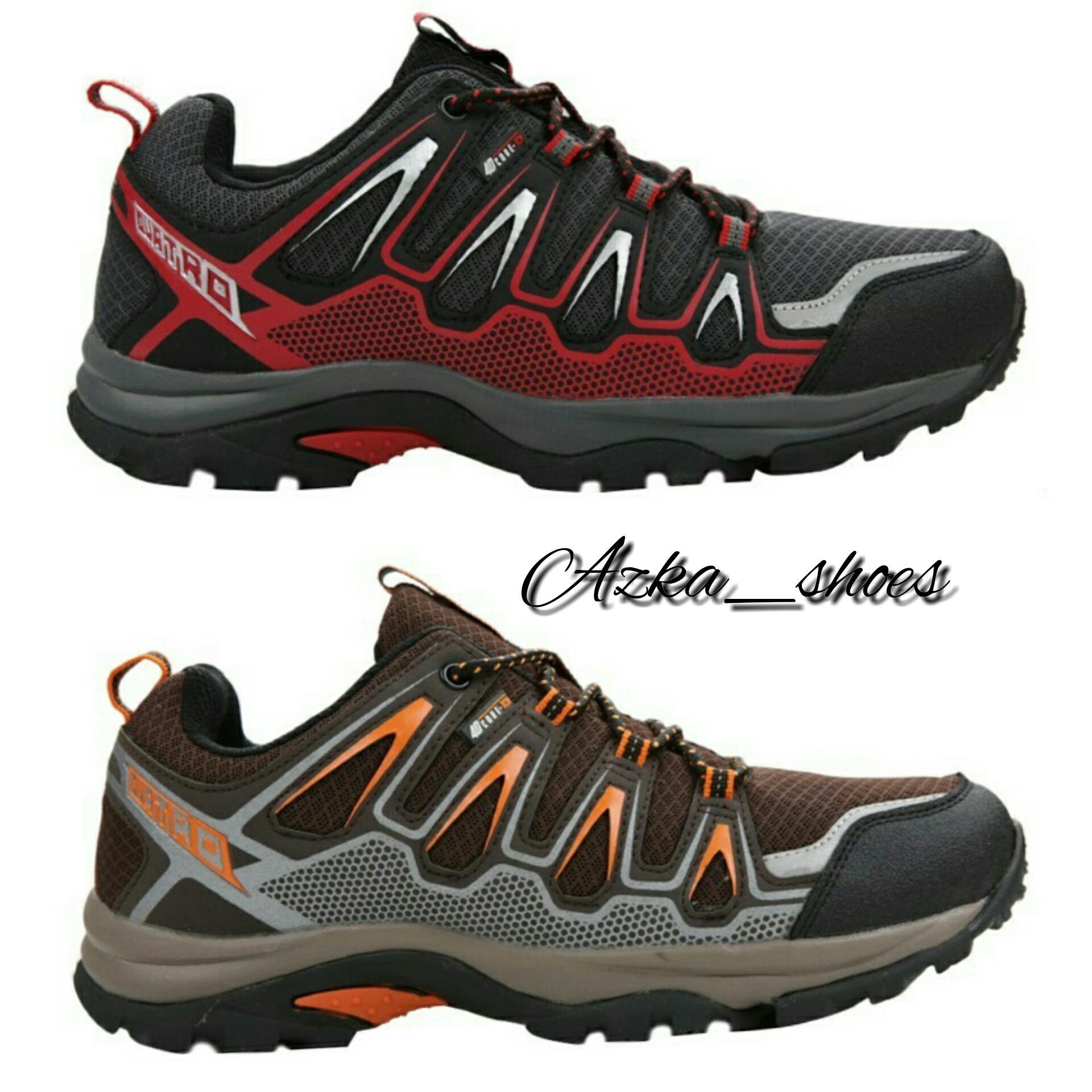Spotec Tas Ransel Olahraga - Black/Grey ... Source · Sepatu Hiking Pria