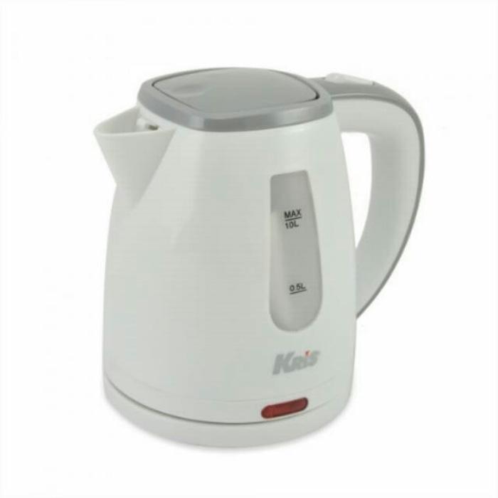 Teko Listrik merk KRIS / Teko Elektrik / Electric Kettle 1 Liter