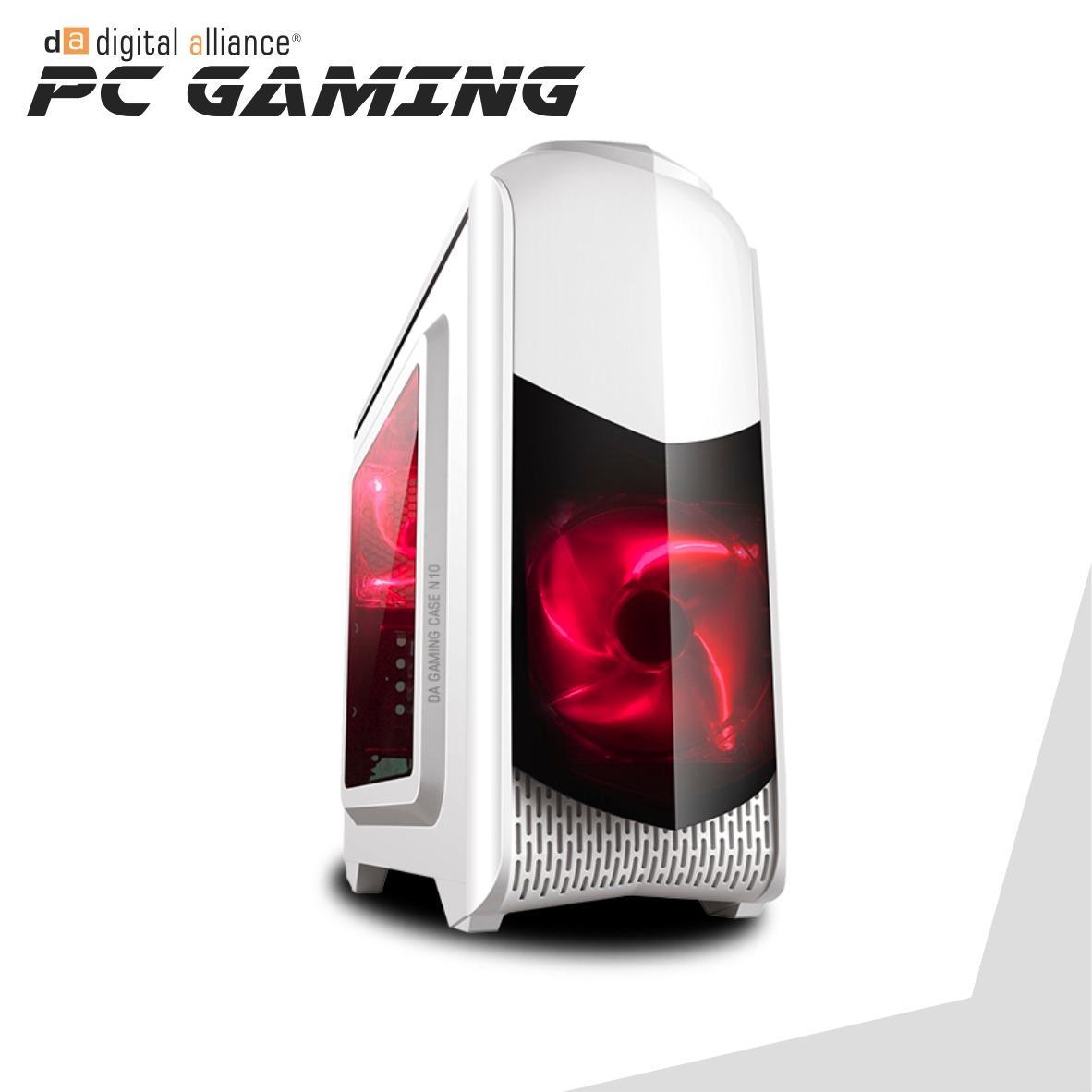 Digital Alliance Pc Gaming Quake G Rx 7 Hitam6 Daftar Semua Harga Lg K10 K430dsy 16gb Hitam Biru Indigo T Zero G1 Ti