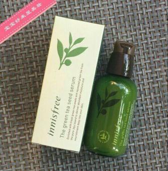 Harga Penawaran Innisfree The Green Tea Seed Serum - 80ml discount - Hanya Rp93.853