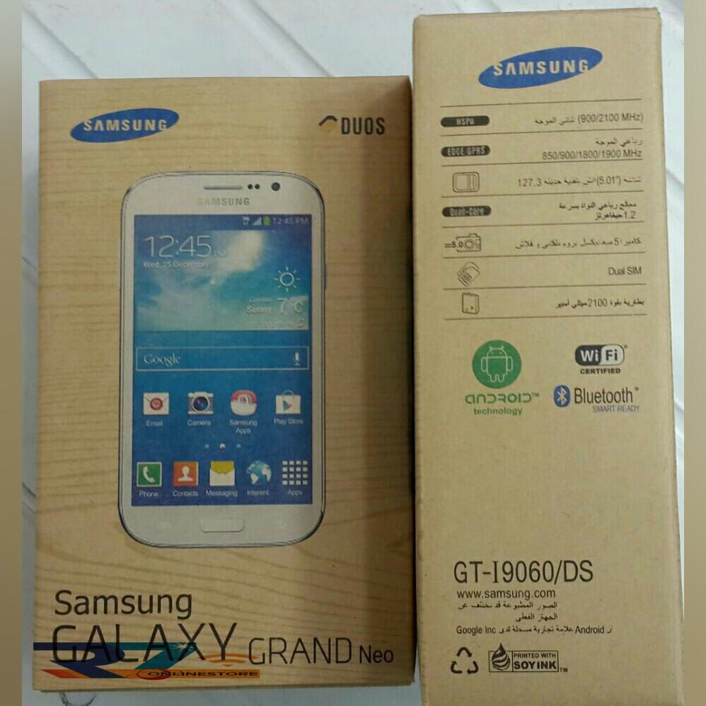 Box/Dus/Kotak Samsung Galaxy Grand Neo