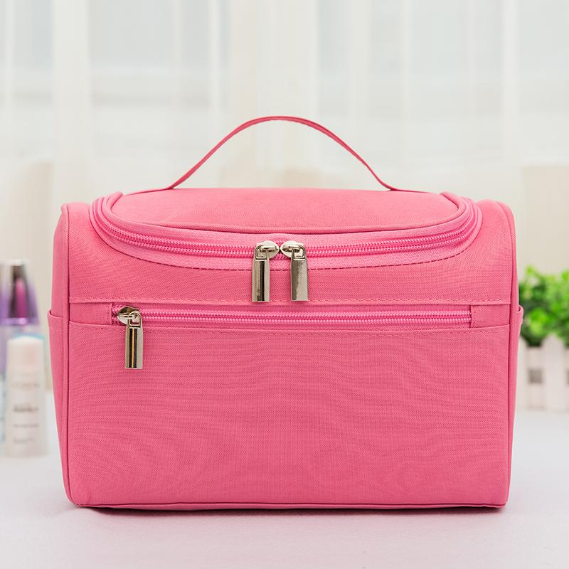 Online Celebrity Cosmetic Bag Travel Large Capacity Male Women's Portable Business Trip Tourism Indispensable Waterproof Washed