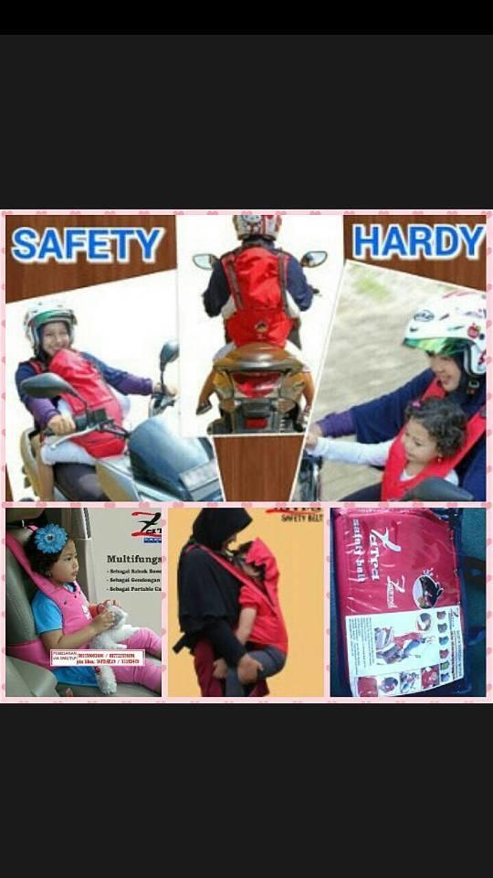 zatra gendongan safety sekaligus sabuk boncengan anak di motor - VlQtNT