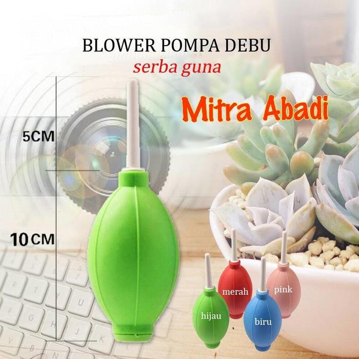 Blower Pompa Debu Angin Air Dust Pump 150 ML Karet Rubber Material 96d912b5e4