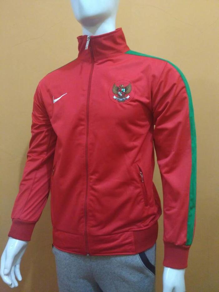 JAKET INDONESIA HOME AFF CUP 2016 KW SUPER