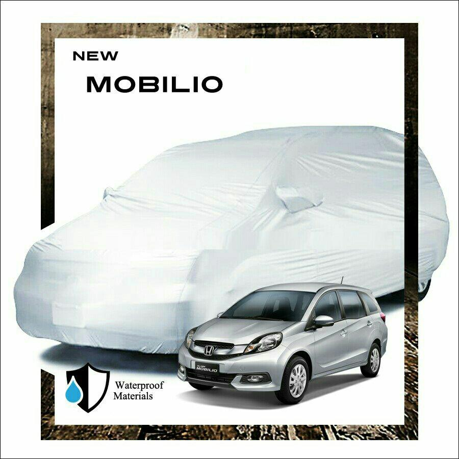 Fit On Body Cover tutup sarung Mobil Honda Mobilio, murah bagus.