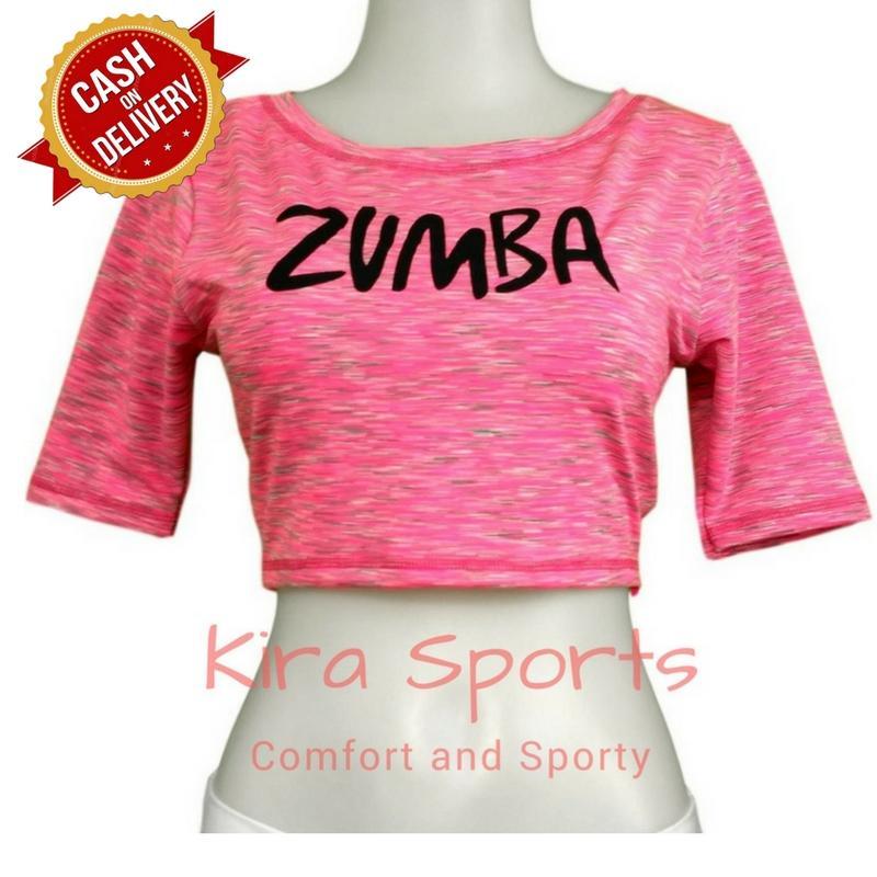 Kira Sports Baju Olahraga Wanita Zumba / Tanktop Wanita Terbaru untuk Jogging Yoga Lari Lari JHA50501 - Bisa COD