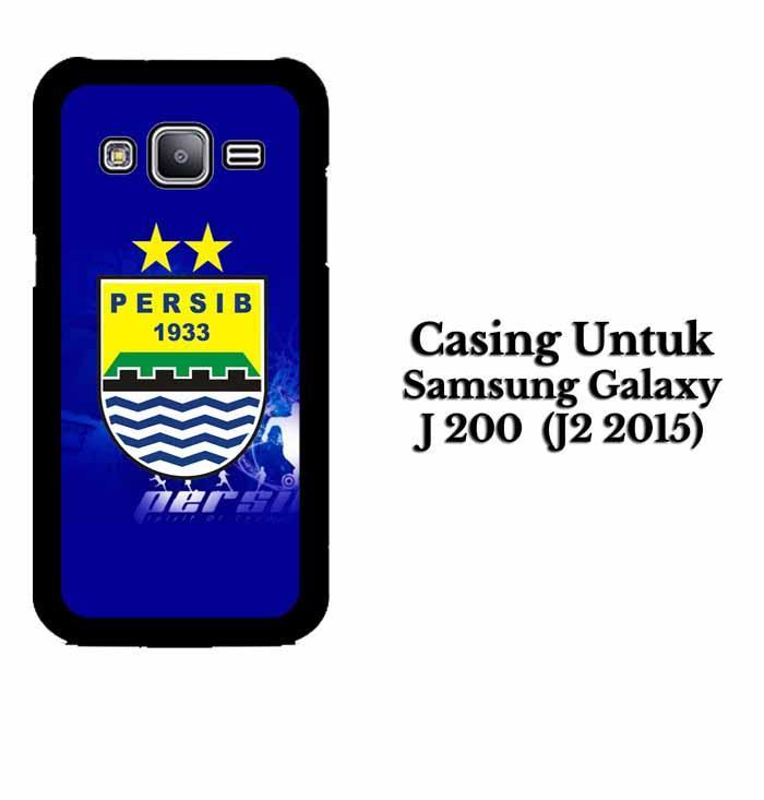 Casing SAMSUNG J2 2015 Persib Bandung 2 Hardcase Custom Case Se7enstores