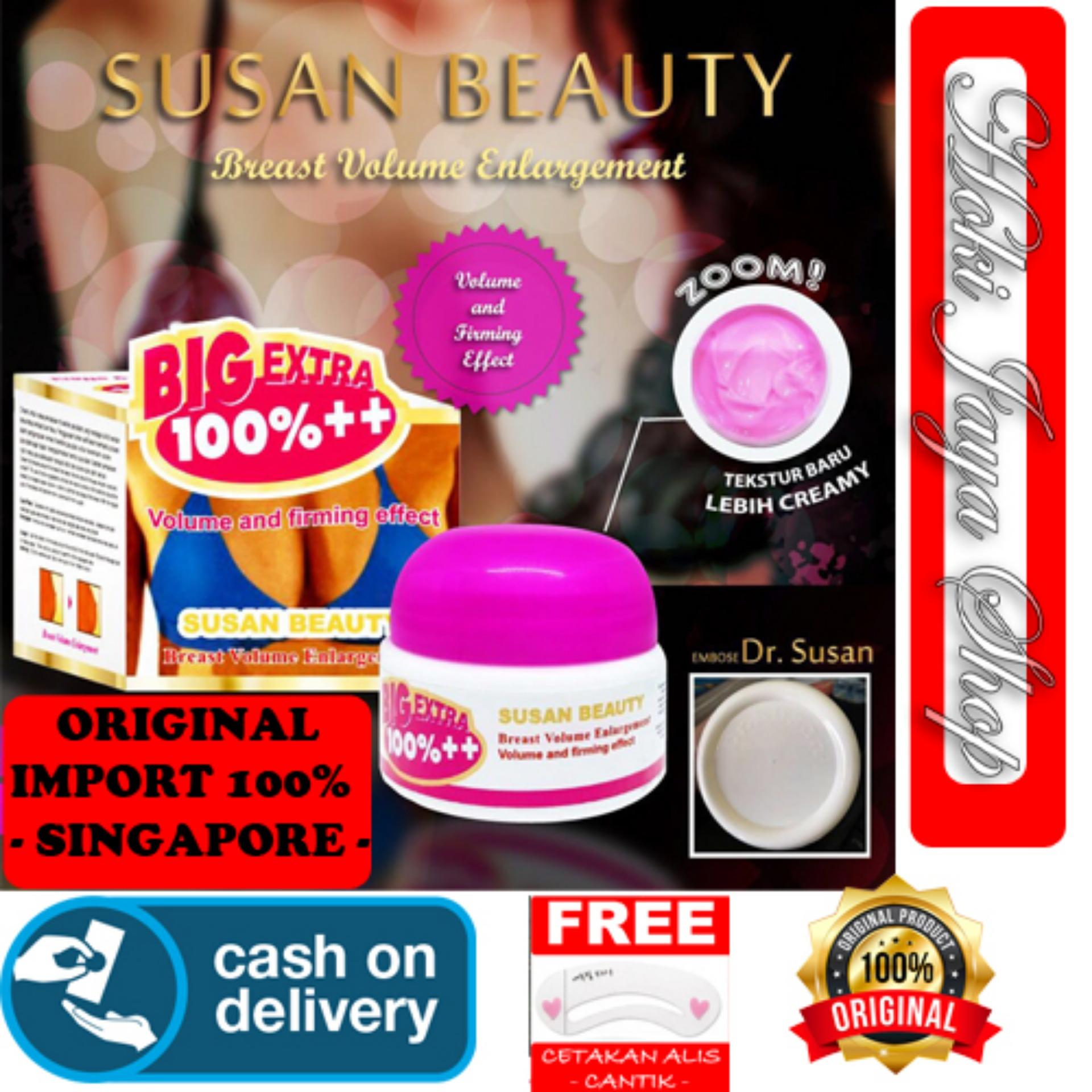 Produk Perawatan Payudara Terbaik Oris Breast Pengencang Ampamp Cegah Kanker Hoki Cod Dr Susan Extra Cream Krim Pembesar Original Import 100