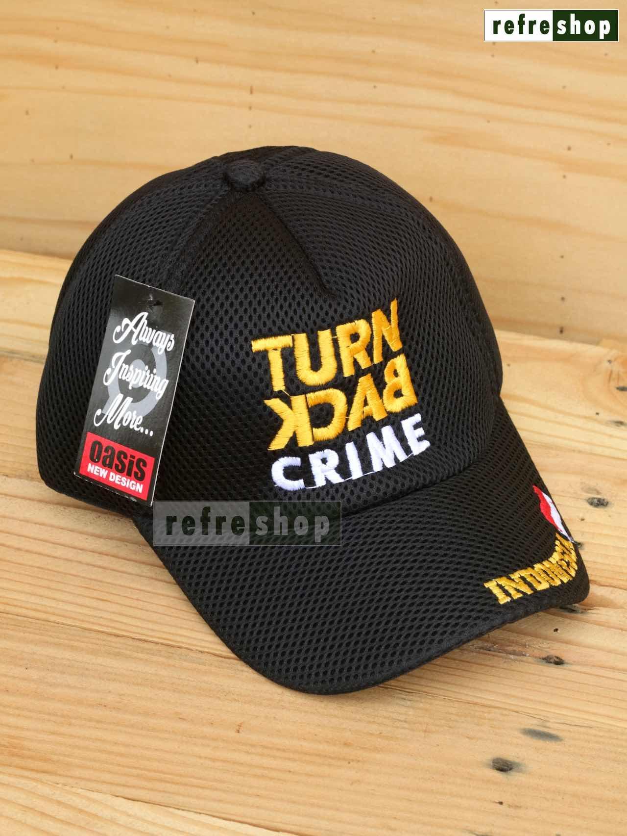 Fitur Topi Security Jaring Untuk Satpam Tpjsc0302nr Awet Berkualitas ... 6a273de650