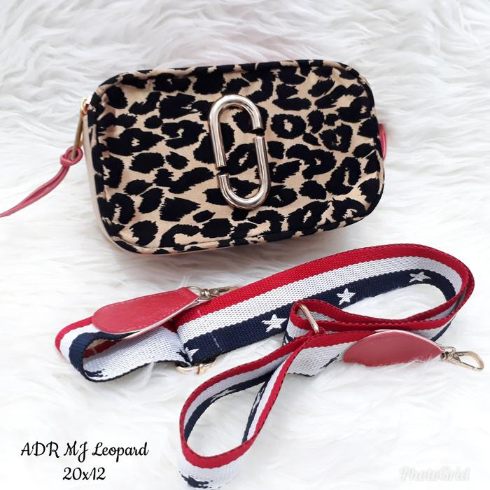 BEST SELLER!!! MARC JACOBS/MJ LEOPARD/SLING BAG/TAS SELEMPANG - Ka1ZWF