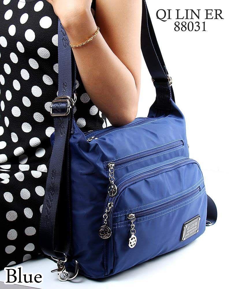 Detail Gambar Qi Lin Er 88031 Fashion Tas Wanita Tas Import Tas Cewek Bag Import Ransel Branded Kualitas Premium Terbaru