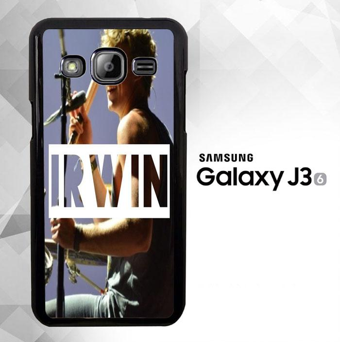 5 Second Of Summer Irwin O3417 Samsung Galaxy J3 2016