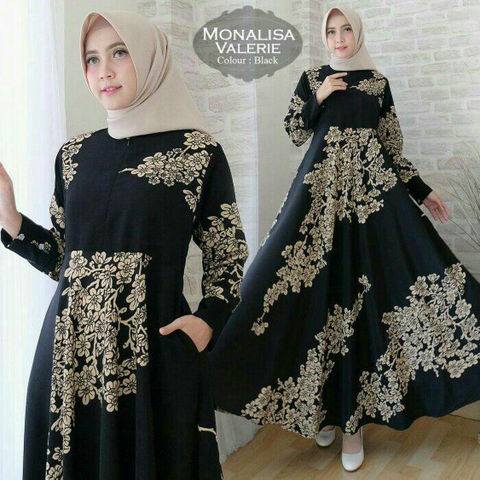 Syari monalisa valirie baju muslim wanita gamis pesta kekinian. Baju gamis pesta best seller. Gamis pesta murah untuk ibu menyusui