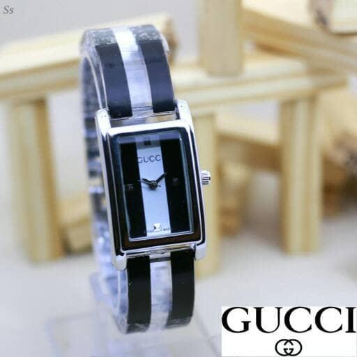Jam Tangan Wanita / Cewek Gucci 1681 C
