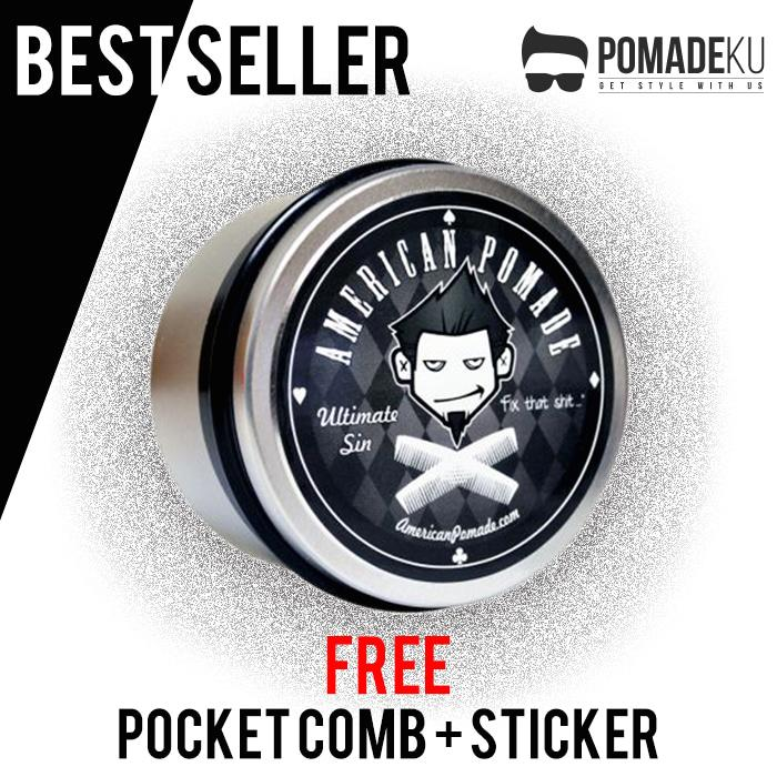 American Pomade Ultimate Sin - L8TnwX