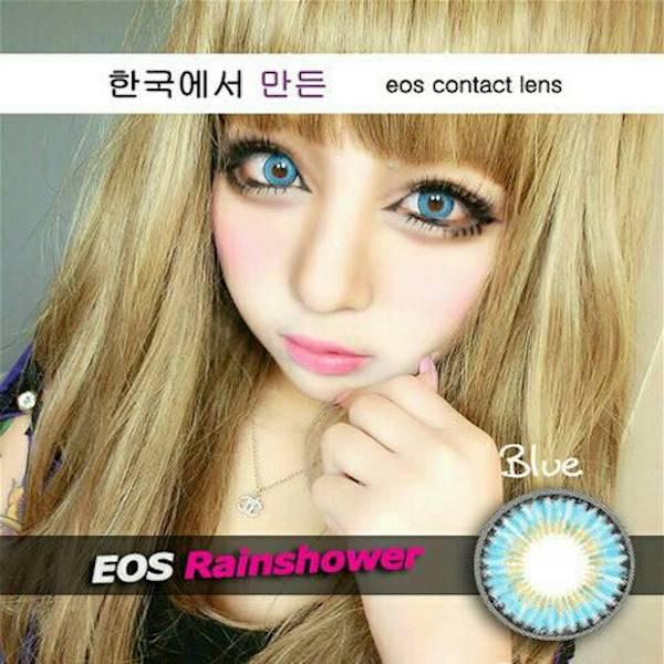 Promo Acessoris Warna Mata  Softlens EOS Rainshower