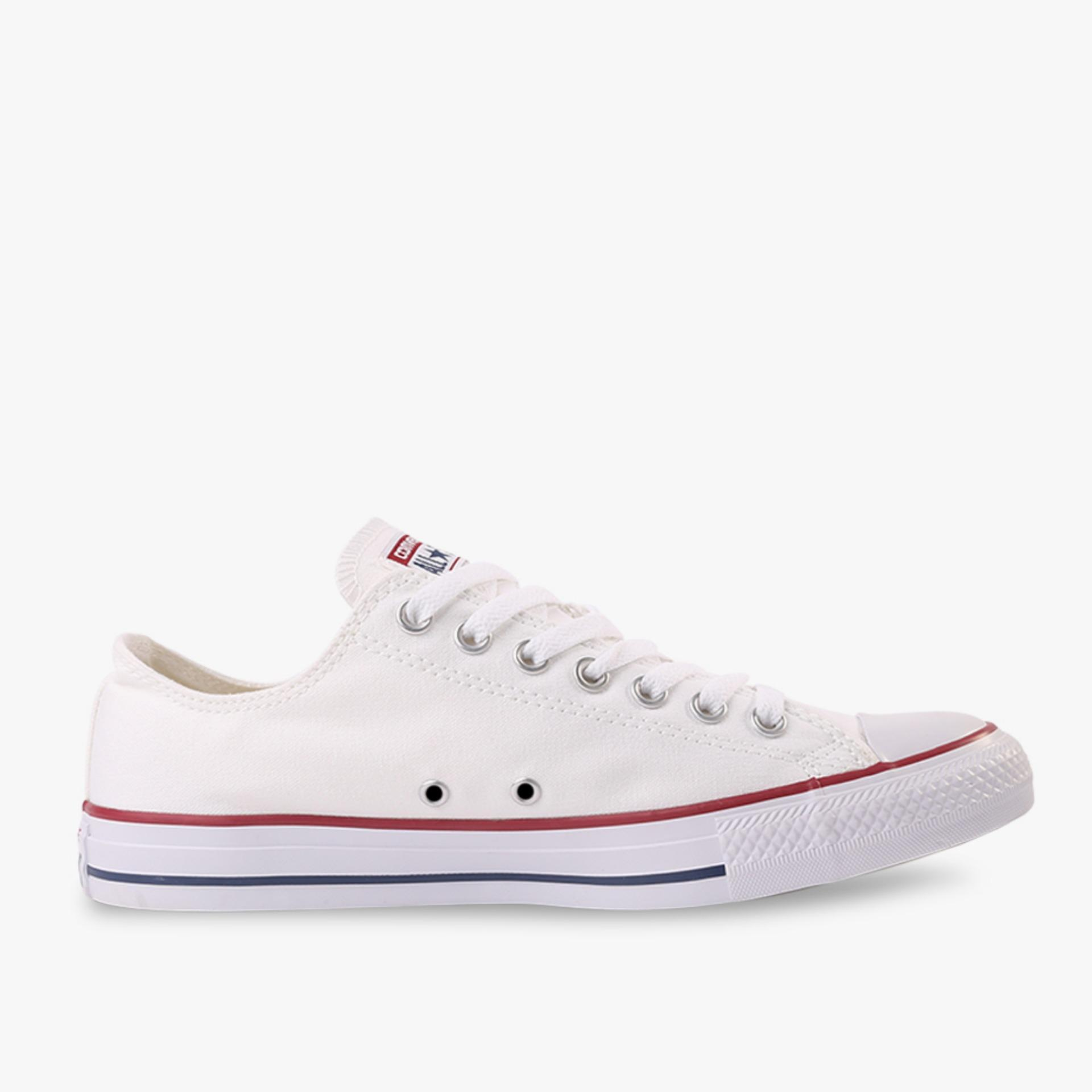 Converse Chuck Taylor All Star Classic Colour Low Top Sepatu Sneakers-Hitam