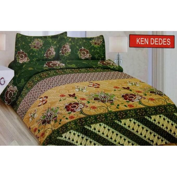 BED COVER SET BONITA KING 180X200 KEN DEDES/BEDCOVER SET/BADCOVER - JDOAIHTG