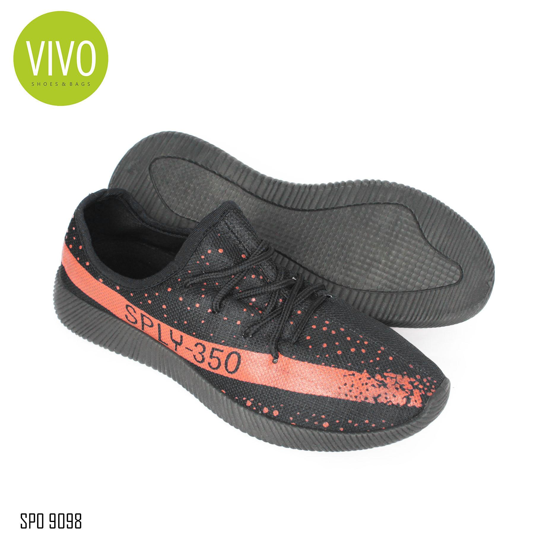 Detail Gambar Vivo Fashion Sepatu Casual Pria/Sepatu Slip On Pria/Sepatu Sneakers Pria