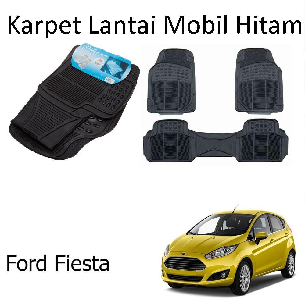 Beli Fiesta Neon Store Marwanto606 Lubricant Strawberry Pelumas Karpet Mobil Ford Car Carpet Floor Mats Universal Warna Hitam
