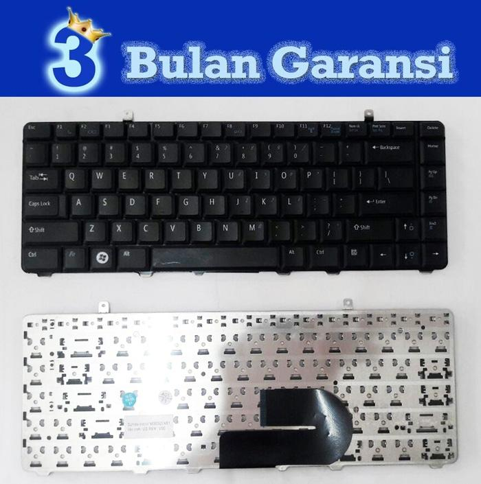 Keyboard Laptop Dell A840, PP38L, 1014, 1088, Inspiron 1410