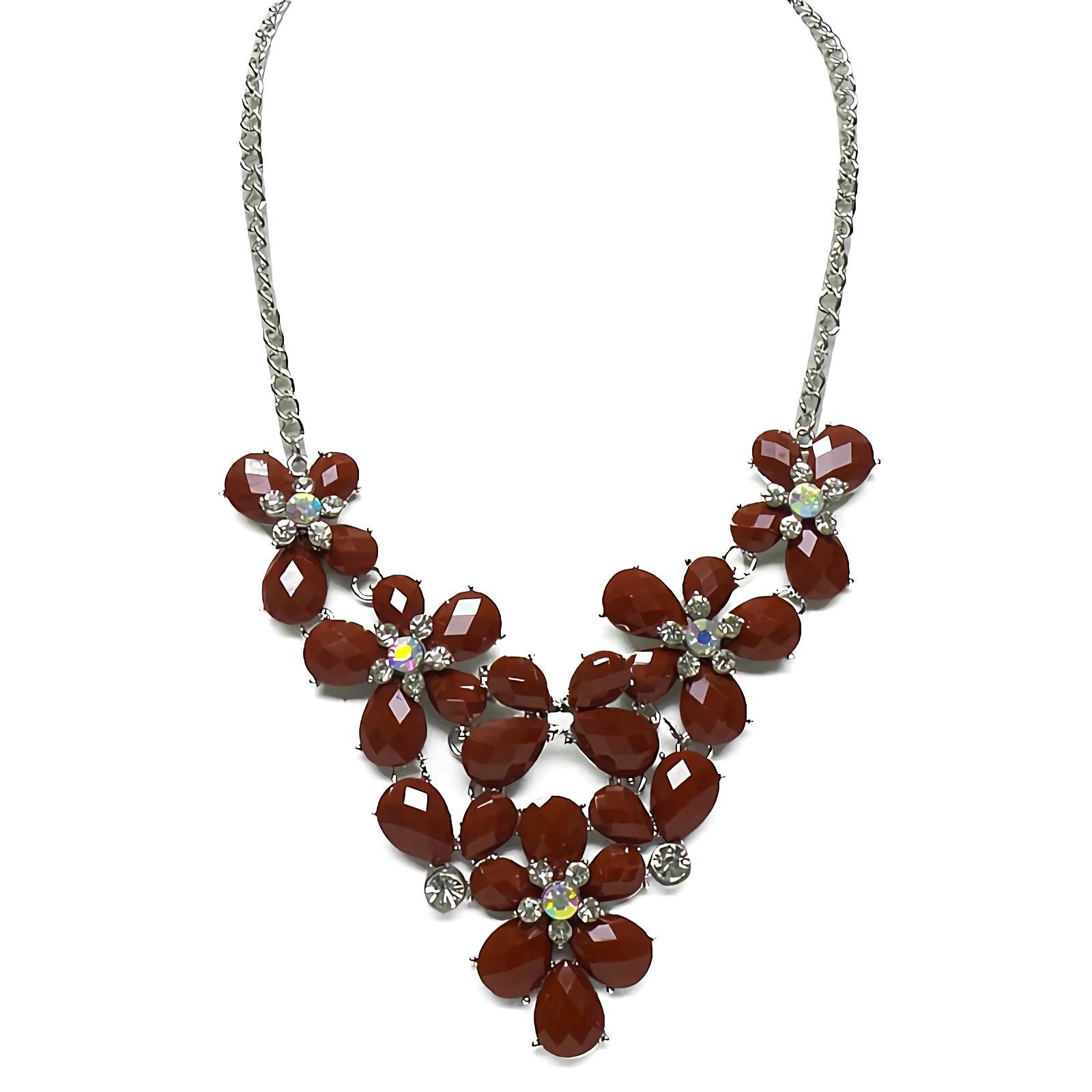 Modern Necklace Accessories Panjang 54 Cm - Biru. Source · OFASHION Aksesoris .