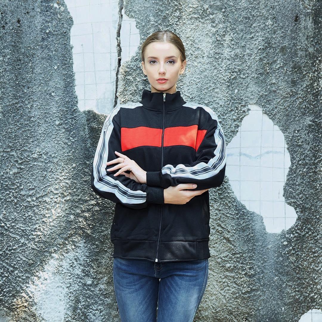 Kelebihan Kappa Track Suit Jacket Black Terkini Daftar Harga Dan Backpack Pria Raindoz Bbr611 Sweaterpolos Ambition Wanita