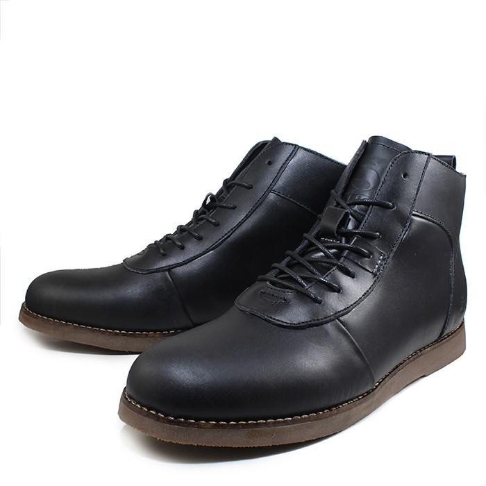 Big Sale Branded !! Sepatu Pria Sauqi Brodo Sol Gum Kulit Casual Sneakers Kerja Kantor